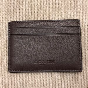 BRAND NEW Coach Men's Wallet - Leather